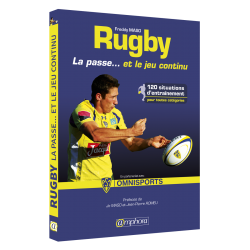 Rugby - La passe... et le jeu continu