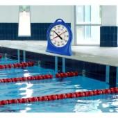 Chronomètre piscine 2 aiguilles portable
