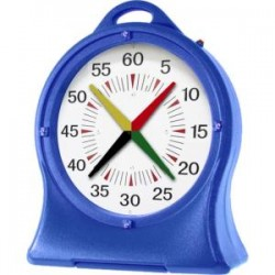 Chronomètre piscine 4 aiguilles portable