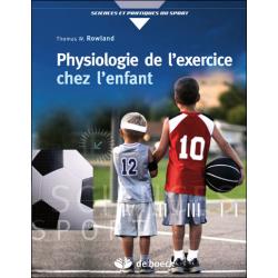 Physiologie de l'exercice chez l'enfant