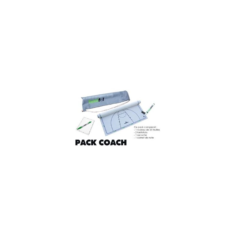 Pack Coach Basket Ball