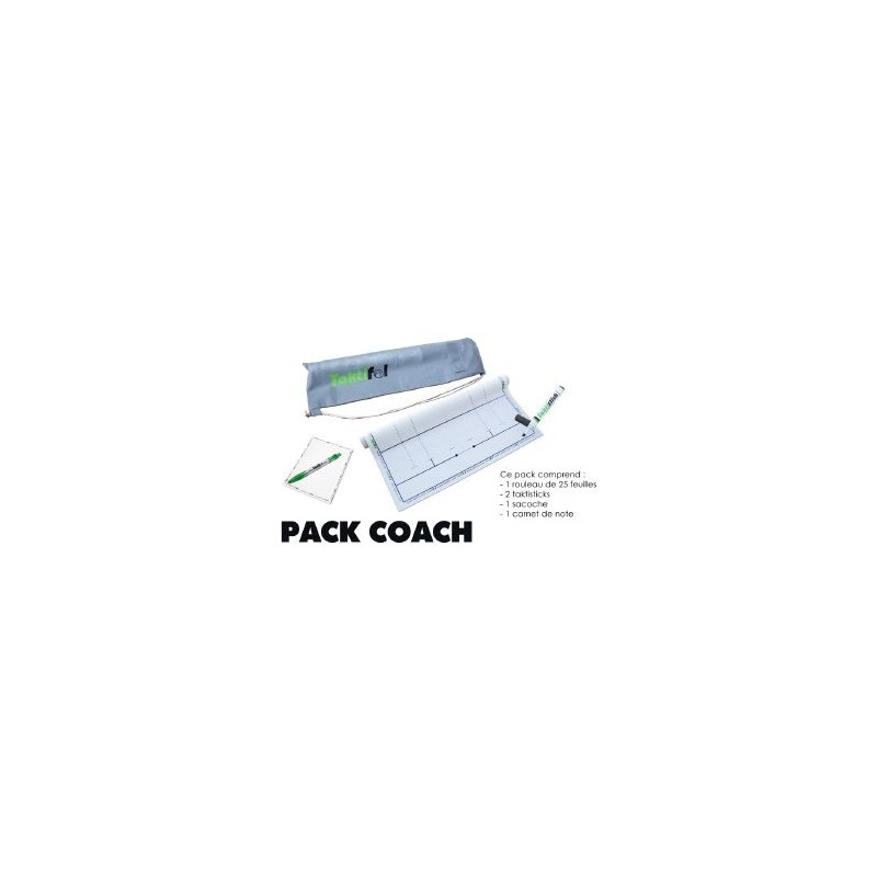 Pack Coach RUGBY