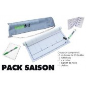 Pack Saison Rugby