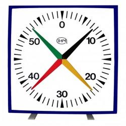 Chronomètre piscine 4 aiguilles