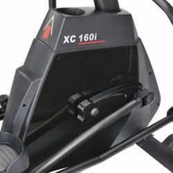 VELO ELLIPTIQUE XC-160i - Grâce aux capteurs tactiles, prise en compte de votre fréquence cardiaque