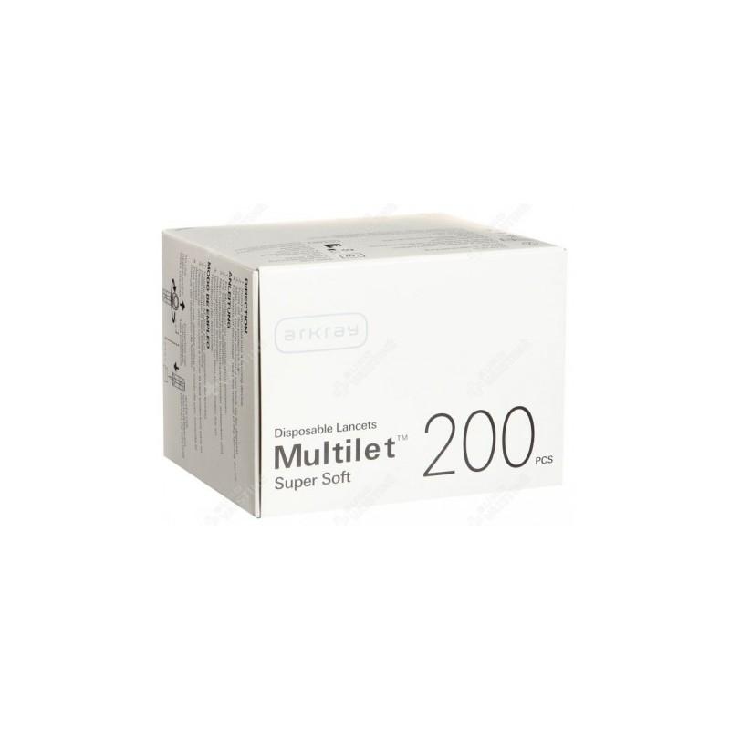 Lancettes jetables Multilet