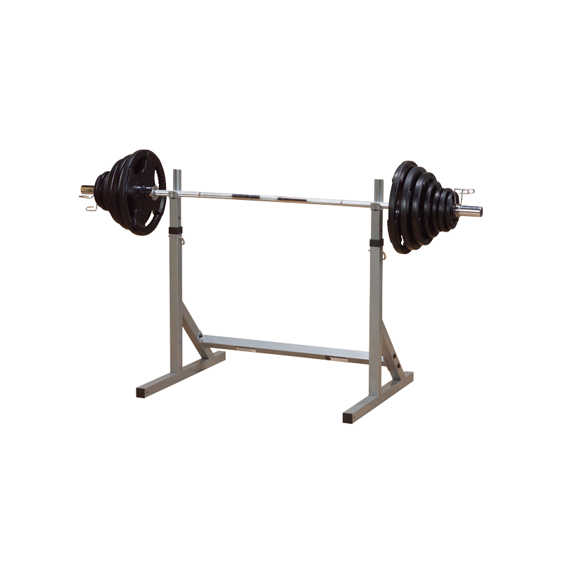 Power rack mobile chandelles Bodysolid