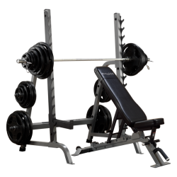 Combo Bench/Squat Pack...