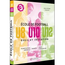Ecole de football U8, U10, U12 – Eveil et initiation
