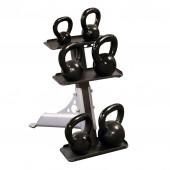 Rack de rangement pour kettlebell