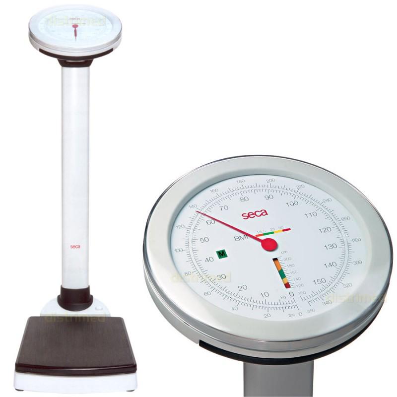 Balance mécanique à colonne SECA