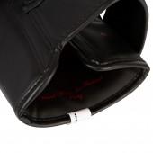 Gants d'entrainement elion uncage - ( cuir skintex ) - matblack