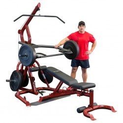 Leverage Gym Package Bodysolid