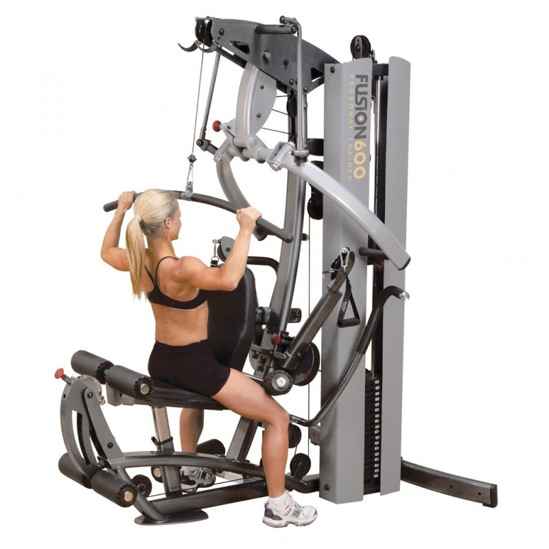 Home Gym Design Fusion F600 Bodysolid