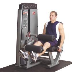 Pro Dual Leg Extension Quadriceps / Ischios Bodysolid
