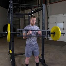 Barre Multi Grip olympique