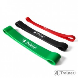 Mini bandes élastiques Powerband Extra Light 4Trainer