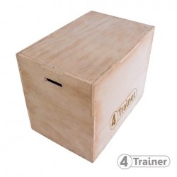 Plyobox  3 en 1 en bois - Wooden box