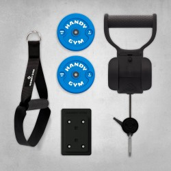 Handy Gym BASIC - Poulie iso-inertielle portable