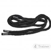 Corde ondulatoire PRO - Battle rope 4Trainer