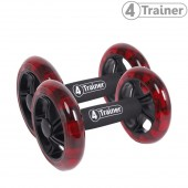 Wheelers 4Trainer roues abdos