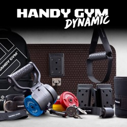 HANDY GYM Dynamic - Poulie iso-inertielle portable