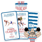 LE JEU DE CARTES SPORTIF - La Méthode française