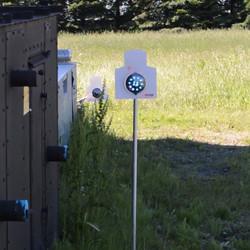 FITLIGHT® CIBLE SILHOUETTE - L'entraînement au tir lumineux sans fil