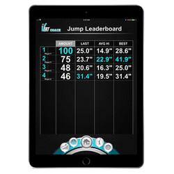VERT® Coach - Jusqu'à 8 mesures de performance en temps réel