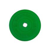Disque Olympique Haltérophilie - Bumper Couleur - 5KG
