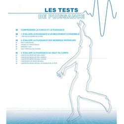 Les Tests de terrain - Plus de 130 protocoles pour mesurer la performance sportive