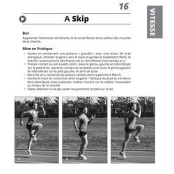 L'entraînement de la vitesse, de l'agilité et de la vivacité