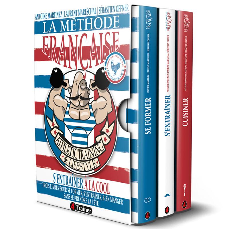 La Méthode Française - Coffret 3 Tomes - 4TRAINER Editions