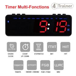 MINI GYM TIMER - 4Trainer