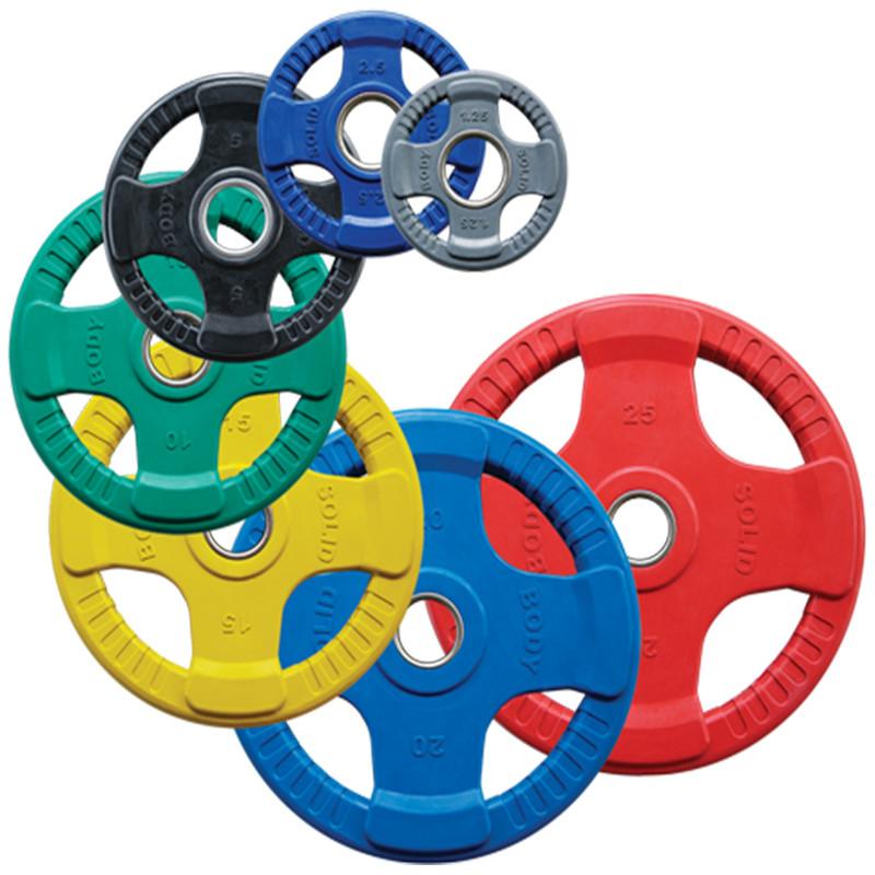 Disque olympique Couleur 4 Grip 51 mm