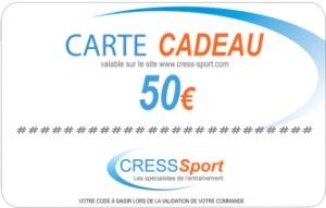 [MODELE] Carte Cadeau 50€